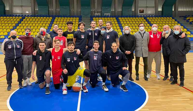 CUS Jonico basket